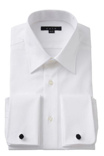 ワイシャツ 8005-A04A-WHITE