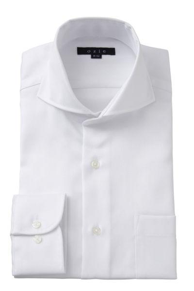 ワイシャツ 8070-A04A-WHITE