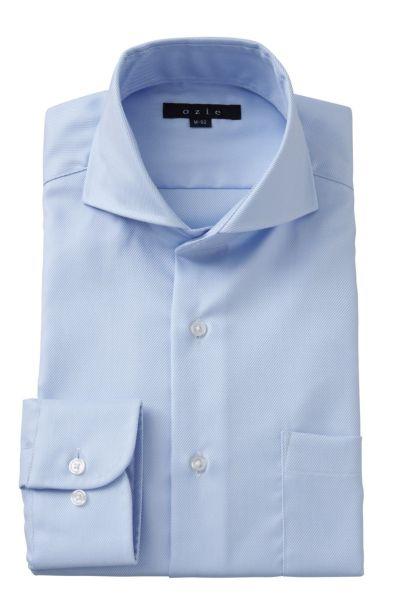 ワイシャツ 8070-A04B-BLUE