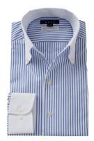 ワイシャツ 8044CL-A05A-BLUE
