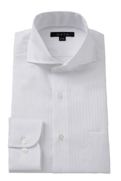 ワイシャツ 8070-A07A-WHITE