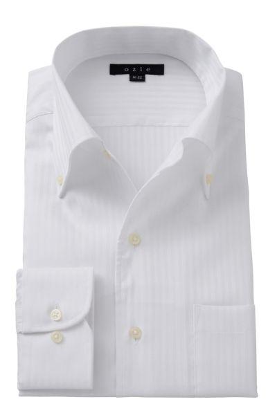 ワイシャツ 8051-A07A-WHITE