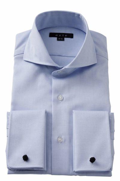 ワイシャツ 8006-S05C-SAX