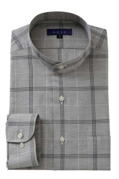 ワイシャツ 8063-A09I-GRAY